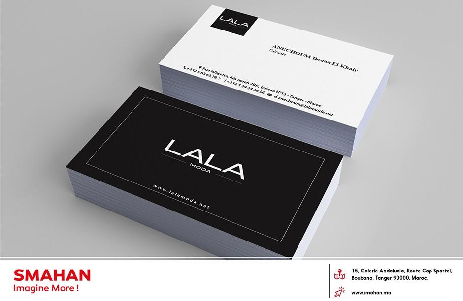 Lala moda tanger smahan agence de communication tanger